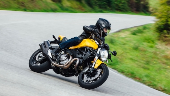DDucati Monster 821