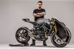 MV Agusta Ballistic Trident - Rough Crafts
