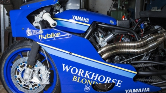 Yamaha XSR700 Workhorse Dragster