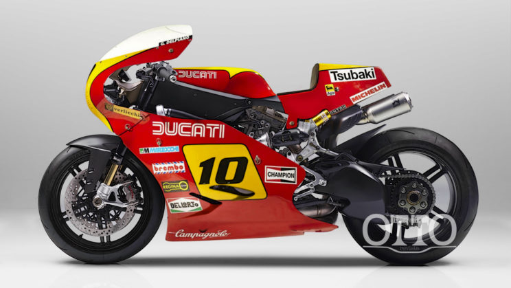 Ducati TT2 Superleggera