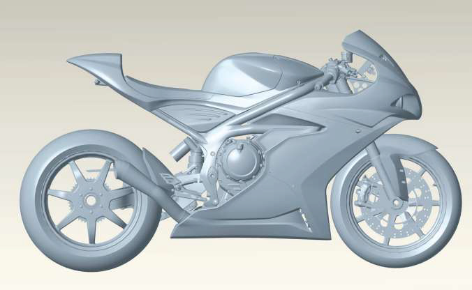 Norton 650 Lightweight Supersport