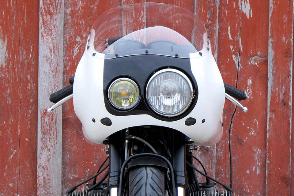BMW R100 – Union Motorcycle