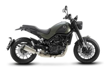 Benelli Leoncino 500 naked A2