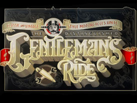 DGR Distinguished Gentleman's Ride 2018