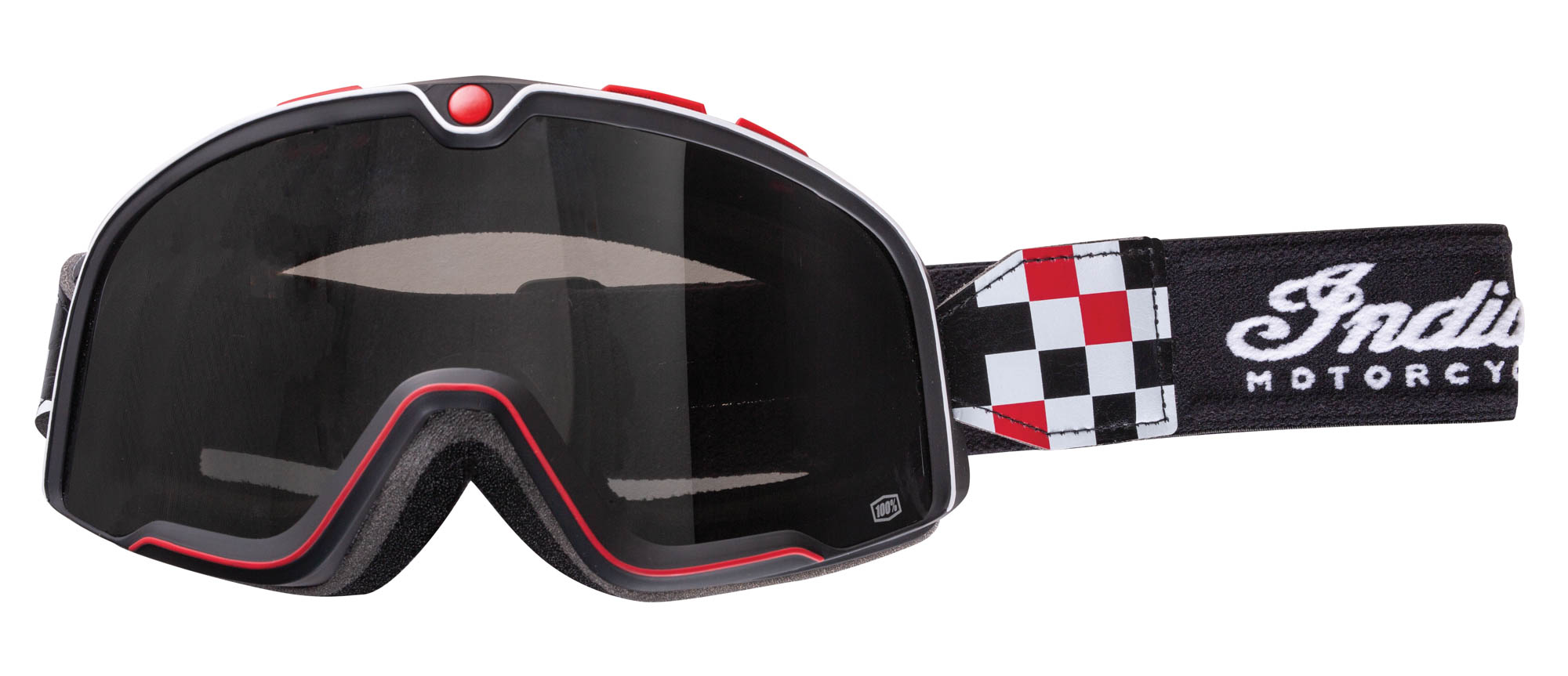Indian Barstow gafas flat track
