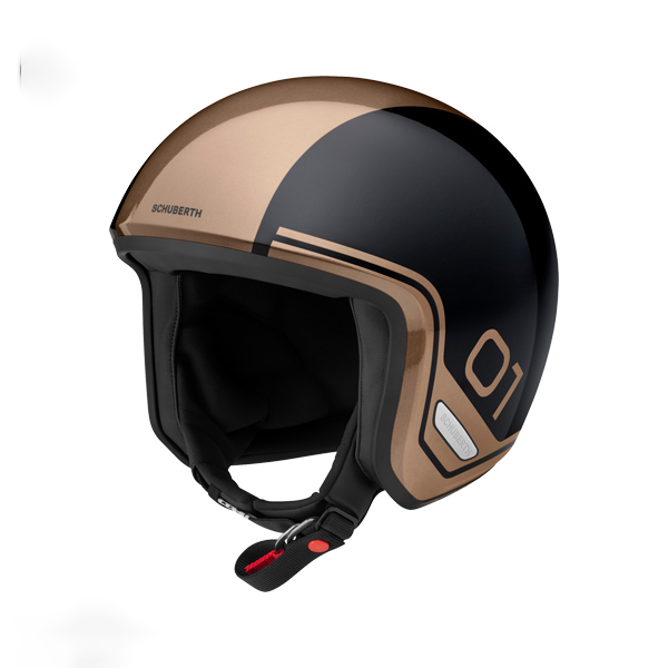 Schuberth 01 Era Bronze retro jet