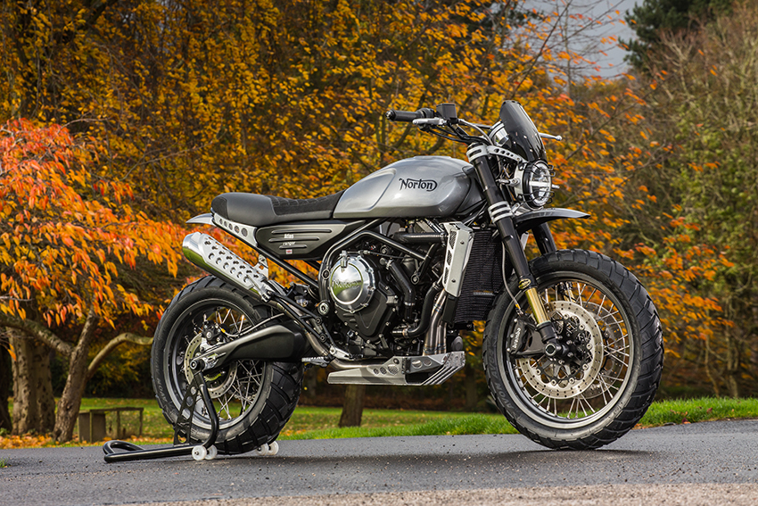 Norton Atlas Ranger 2019