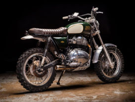 Royal Enfield Interceptor 650 Desert Runner – Revival Cycles
