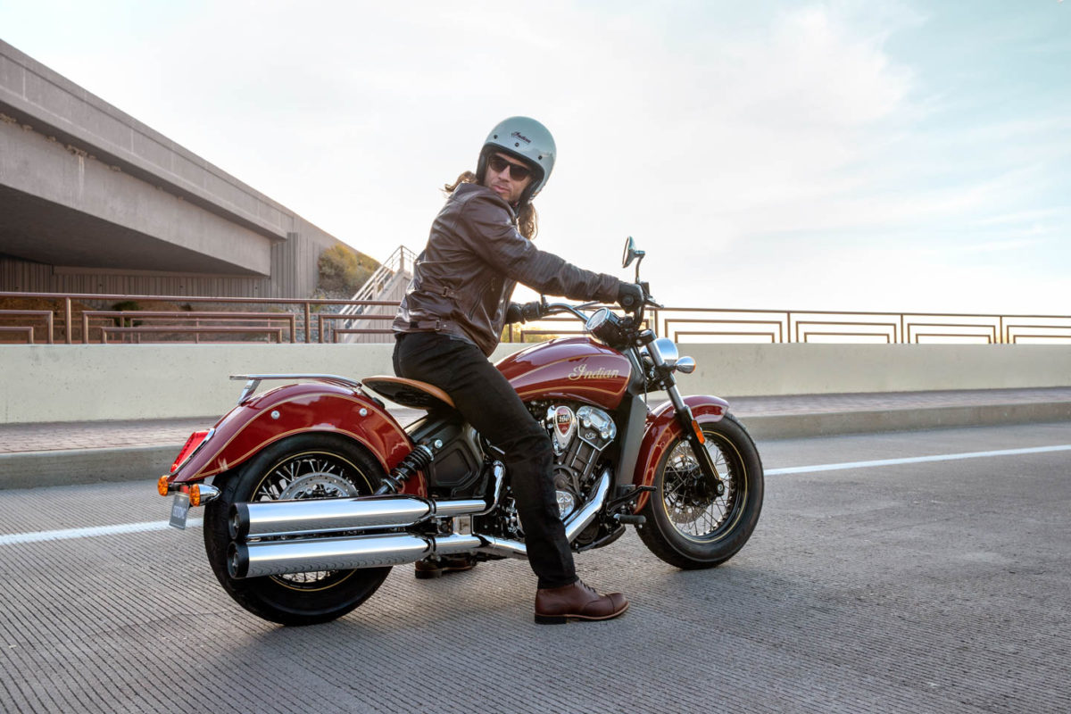 Indian Scout 100th Anniversary 2020